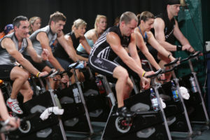 Cours de spinning